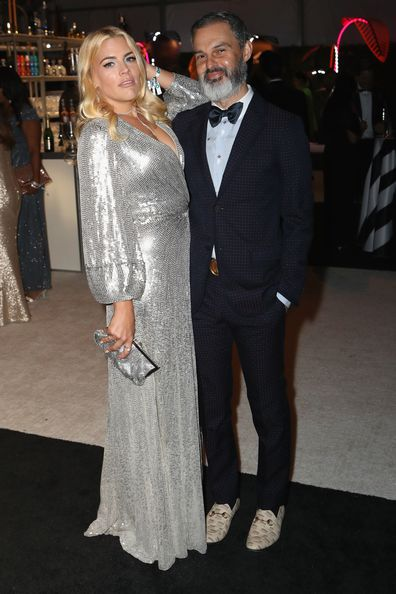 Busy Philipps, Marc Silverstein, Oscars, event