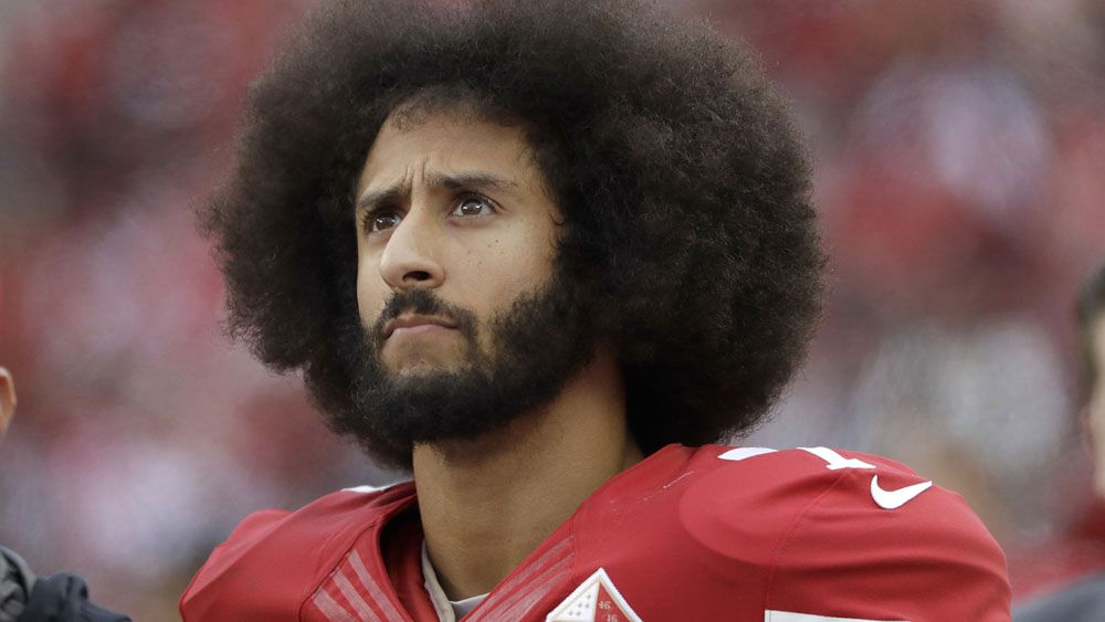 Colin Kaepernick files lawsuit against NFL owners for collusion over anthem protest