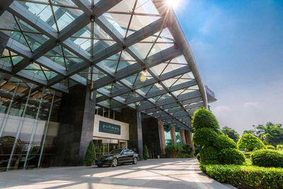 <strong>2.&nbsp;Pullman Guangzhou Airport</strong>
