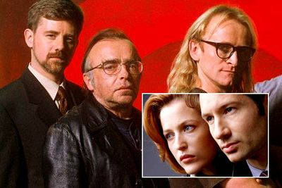 """<B>Spun-off from:</B> <I>The X-Files</I> (1992 to 2002), a spooky drama about the unusual cases of FBI Agents Mulder (David Duchovny) and Scully (Gillian Anderson).<br/><br/><B>Hit or Miss?</B> Miss. The spin-off revolved around three conspiracy-investigating weirdos: Richard """"Ringo"""" Langly (Dean Haglund), Melvin Frohike (Tom Braidwood) and John Fitzgerald Byers (Bruce Hardwood). Low ratings and a weirdly comedic tone quickly led to the show's demise.<br/><br/><B>Factoid:</B> <I>X-Files</I> mastermind Chris Carter also created the short-lived TV series <I>Millennium</I>, which was set in the same universe though was not a spin-off proper."""