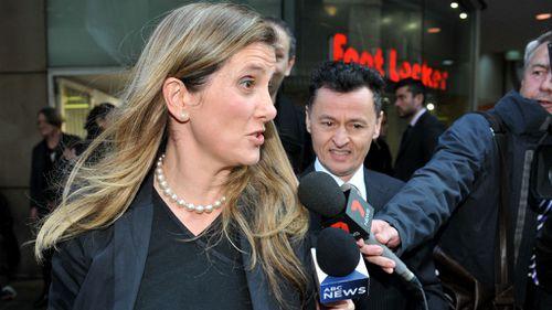 Kathy Jackson bankrupt, HSU due to pursue legal case