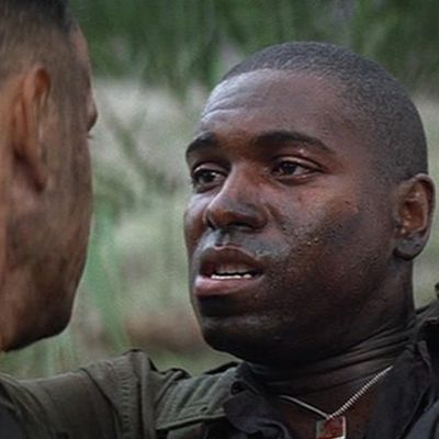 Mykelti Williamson as Benjamin Buford 'Bubba' Blue: Then