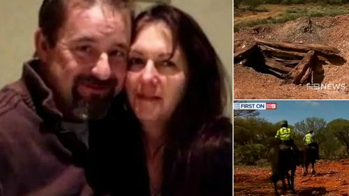 Raymong and Jennie Kehlet have been missing in Western Australia for weeks. (9NEWS)