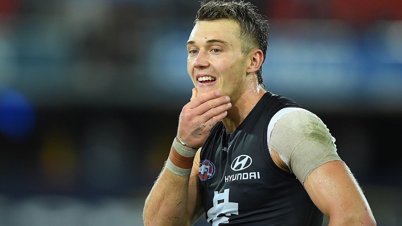 'A bit of a concern': Stephen Silvagni says Carlton risks losing Patrick Cripps with another failed season