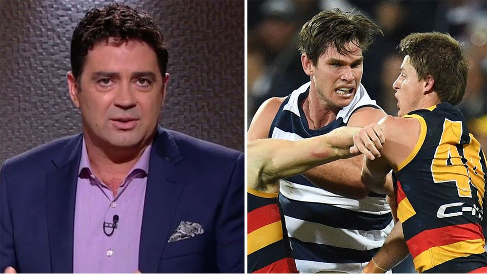Brownlow medal integrity has been compromised by jumper punch ban, says Garry Lyon