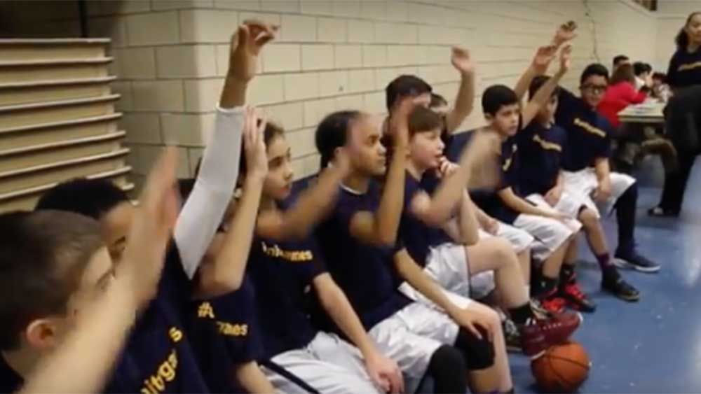 Basketball: Young team decide to forfeit rather than kick out girl players