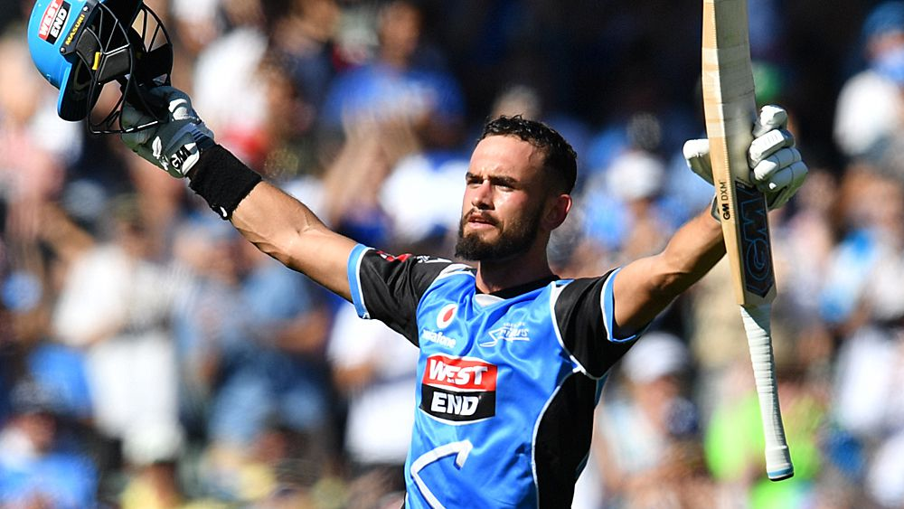 Adelaide Strikers win first BBL title after defeating Hobart Hurricanes