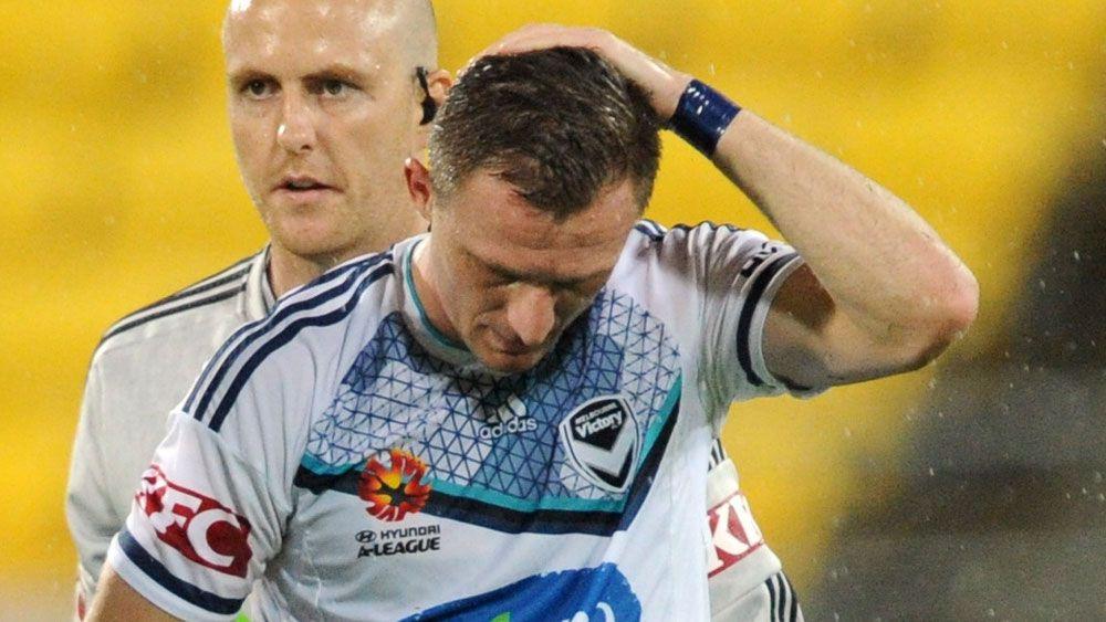 Two weeks for Berisha A-League assault