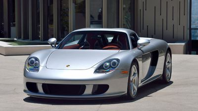 2004 Porsche Carrera Gt with just 40km on the clock to fetch $1.25 million