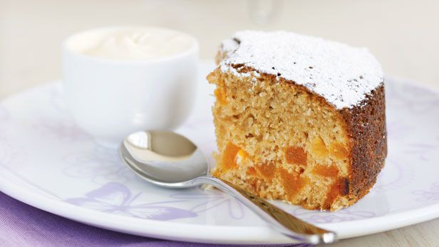 One cup apricot cake
