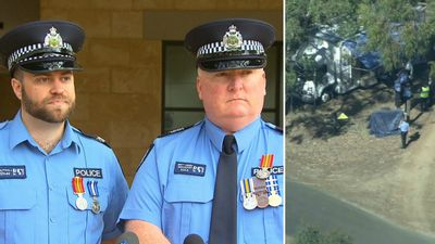 'You never forget': Cops honoured over Margaret River tragedy