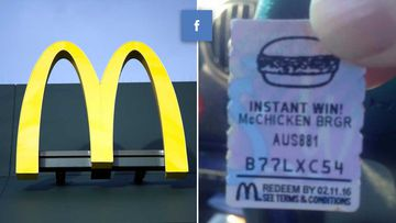 Melbourne man's idea to feed homeless with Macca's Monopoly goes viral