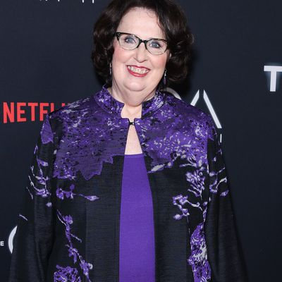 Phyllis Smith as Phyllis Vance: Now