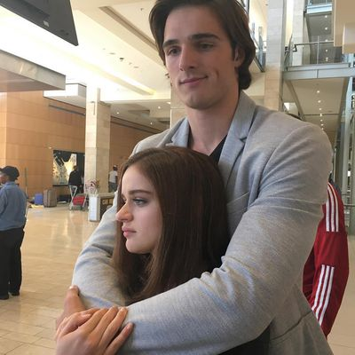 Joey King and Jacob Elordi: June 2018