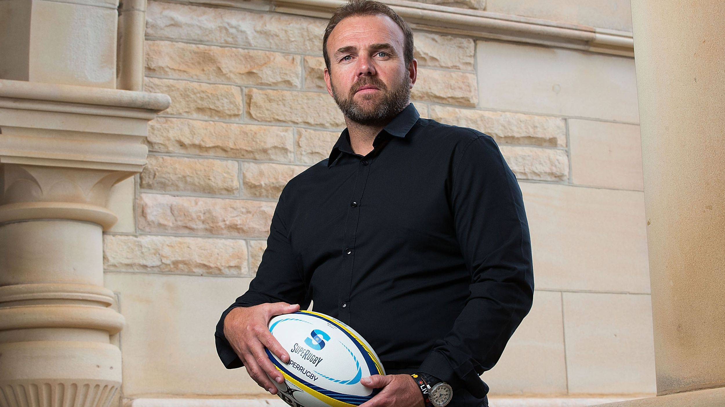 New Rugby Australia chief executive Andy Marinos outlines his plans to revive the game