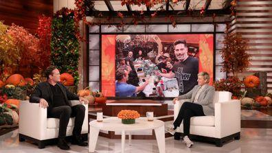 Vince Vaughn Ellen DeGeneres Show