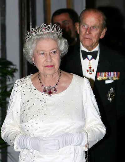 The Orient Circlet tiara
