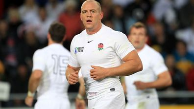 Mike Tindall Rugby World Cup