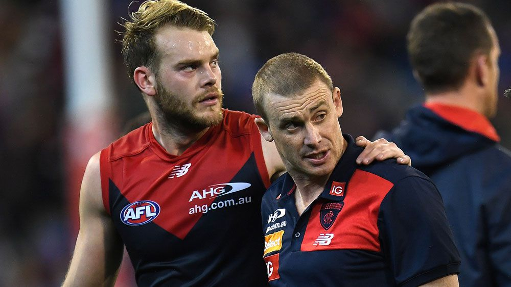 Melbourne Demons forward Jack Watts to address AFL trade talk