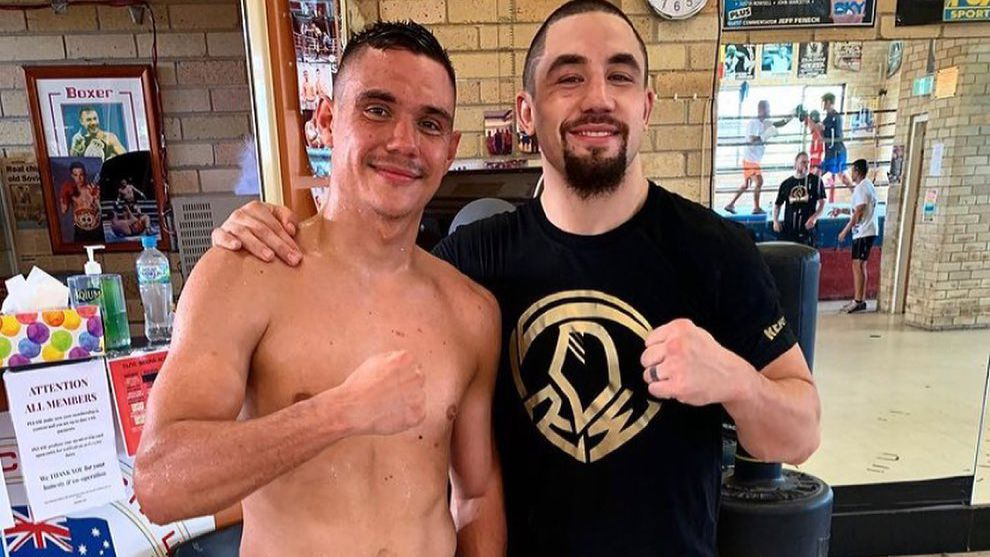 UFC star Rob Whittaker says Paul Gallen 'money fight' could happen