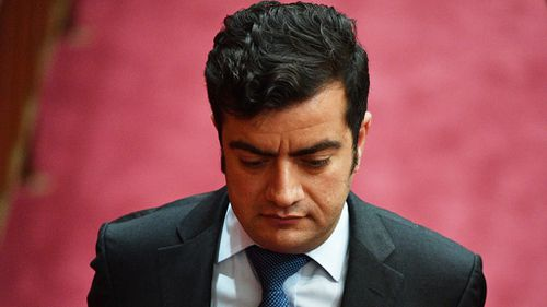 Sam Dastyari has given the Government a big stick to whack Bill Shorten (Image: AAP)