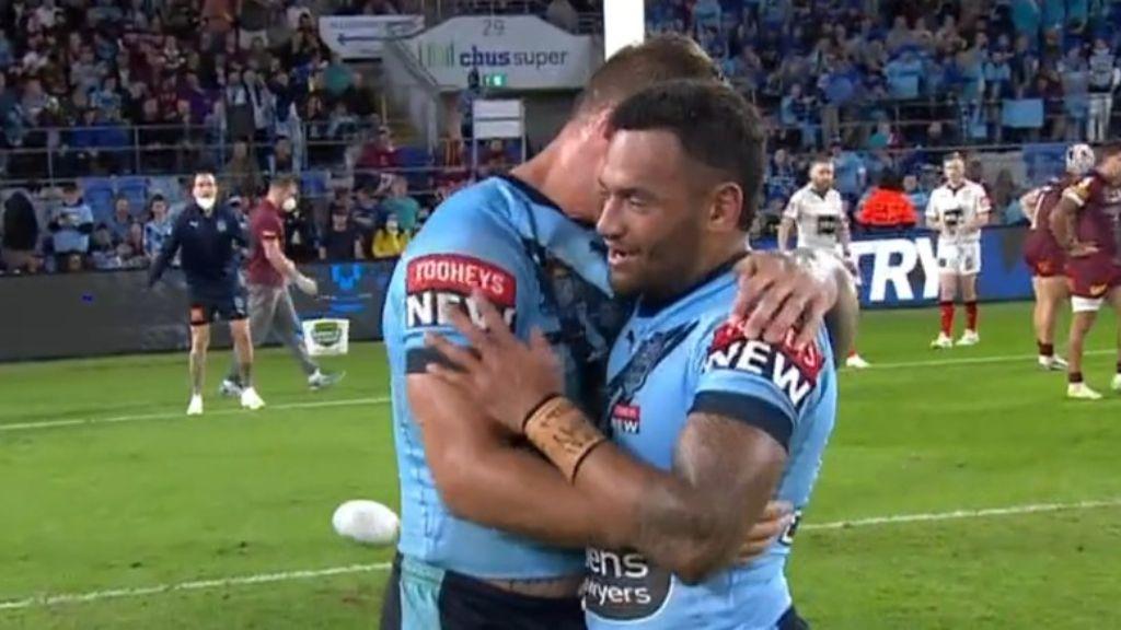 NSWRL fines Apisai Koroisau over bubble breach, puts his Blues selection on notice