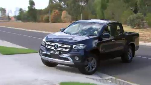 """The ute has been hailed a """"game changer"""" for dual-cab vehicles. (9NEWS)"""