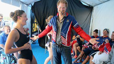 Prince Harry, 2016