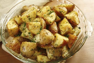 <strong>Roast potatoes</strong>