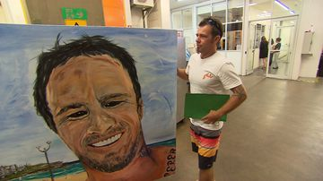 From street artists to household names, Archibald entrants roll in