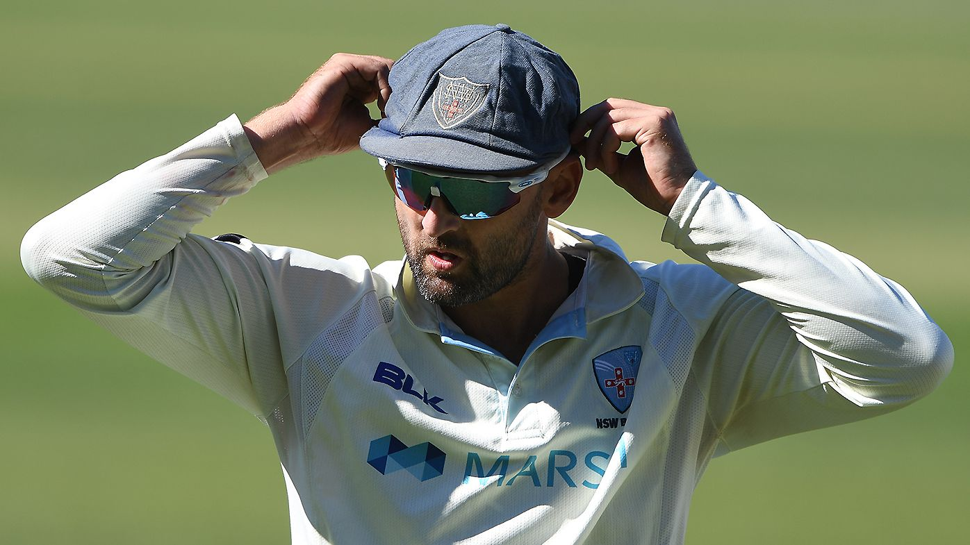 Experts baffled by NSW's curious Nathan Lyon call as Queensland takes control of Shield final