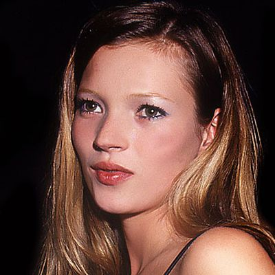 Kate Moss: Then