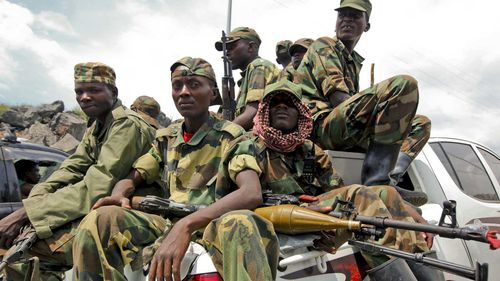 The Democratic Republic of Congo's history is marked with bloodshed and war.