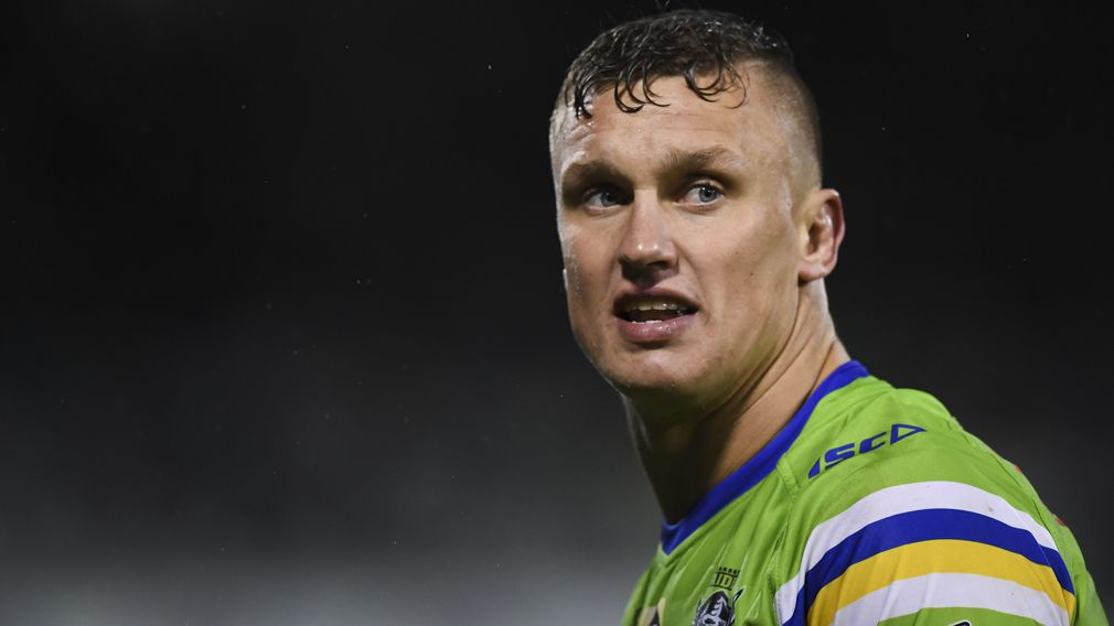 Canberra Raiders hand down Jack Wighton ban but wait on NRL Integrity Unit