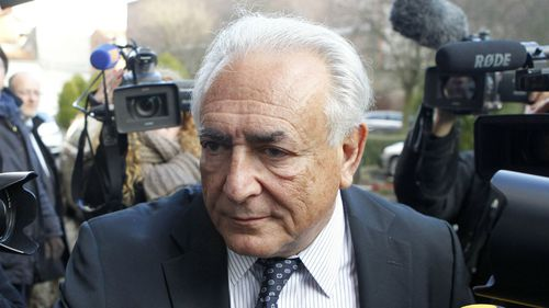Lawyers for ex-IMF boss Strauss-Kahn say pimping case 'collapsed'