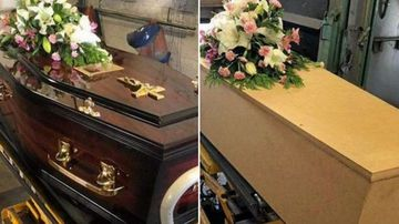 Family accuses funeral home of 'covering tracks' after swap
