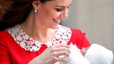 The traditions observed at every royal christening