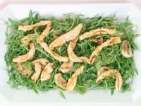 Cumin fried calamari