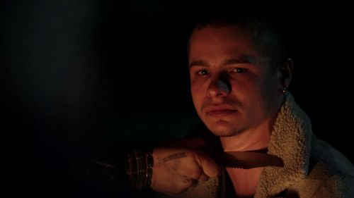 Newcomer Toby Wallace plays Kane. (Stan)