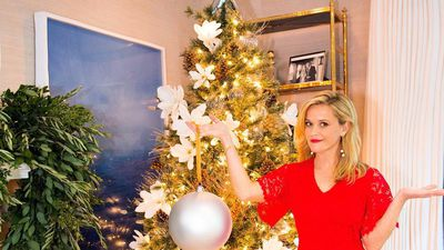 The best celebrity Christmas trees