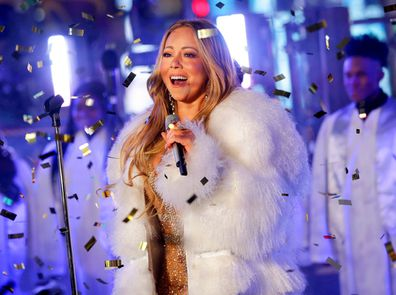 Mariah Carey has been criticised for agreeing to appear at a show in Saudi Arabia.