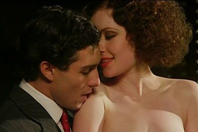 <i>Underbelly</i> should be renamed <i>Underbooby</i>, based on its illustrious catalogue of bare-breast scenes. The story of '20s gangster Squizzy Taylor was no different!