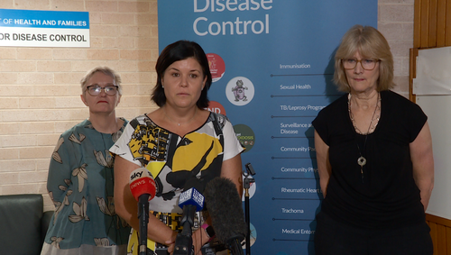 Northern Territory records its second case of COVID-19 as man returns to Darwin from Europe