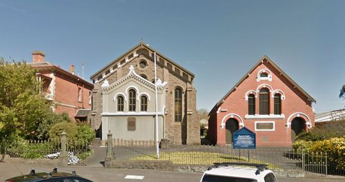 A minister from Ebenezer St John's Presbyterian Church turned away a couple over their support for same sex marriage. (Google Maps)