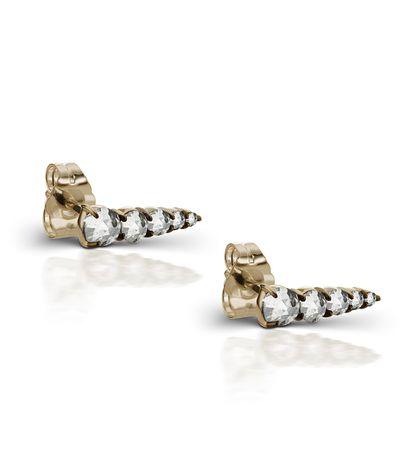 "<a href=""http://www.themaniamania.com/shop/Earrings/hydra-stud-earrings-7"" target=""_blank"">Earrings, $1990, ManiaMania</a>"