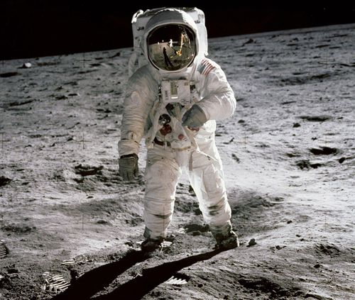 Moon landing 50th anniversary 190703 NASA sold Apollo 11 footage to intern space news World