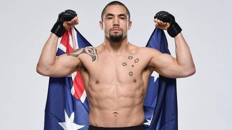 EXCLUSIVE: Australian UFC star Rob Whittaker dishes on Fight Island, Conor McGregor and much more