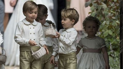"As did Prince George<span class=""Apple-tab-span"" style=""white-space:pre;"">	</span>"