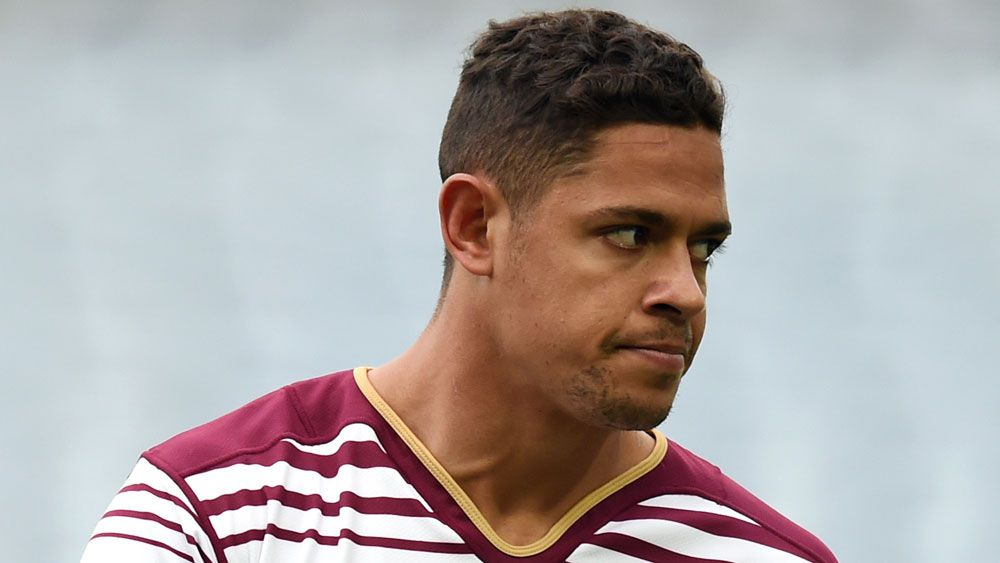 Queensland's Dane Gagai (AAP)