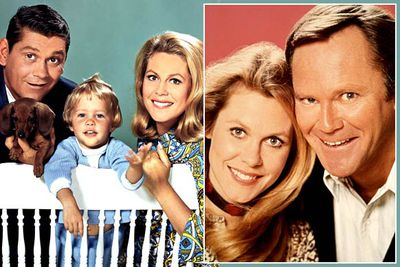 <B>Originally played by:</B> Dick York (inset).<br/><br/><B>Replaced by:</B> Dick Sargent.<br/><br/><B>The substitution:</B> Probably the most infamous recast in TV history, as well as one of the first. After six years of playing Darrin, Dick York suffered a serious back injury, rendering him unable to stand for long periods. After Dick eventually collapsed on set and was forced to leave the show, the role was recast with another Dick: Dick Sargent, who remained with <I>Bewitched</I> until it wrapped up in 1972.